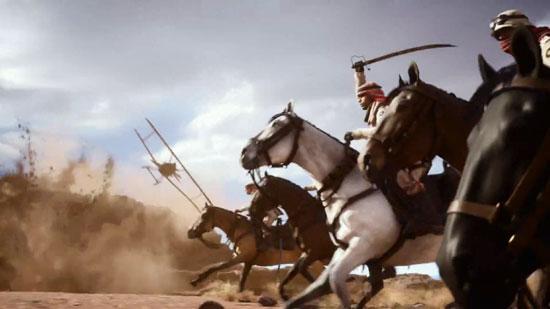 BattleField 1(918) Trailer