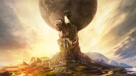 Civilization VI Announced