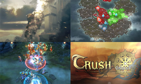 Crush Online Open Beta