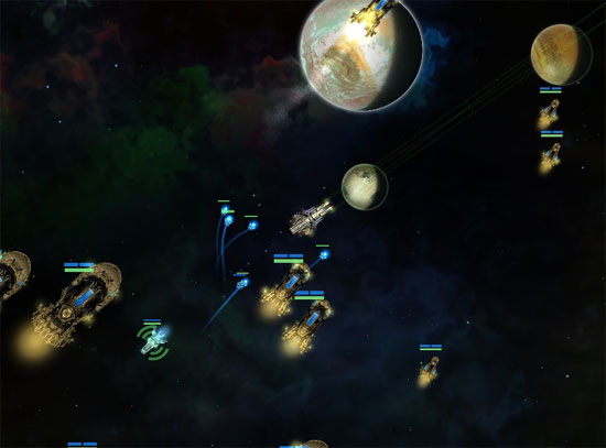 Star Nomad 2 Free for Linux