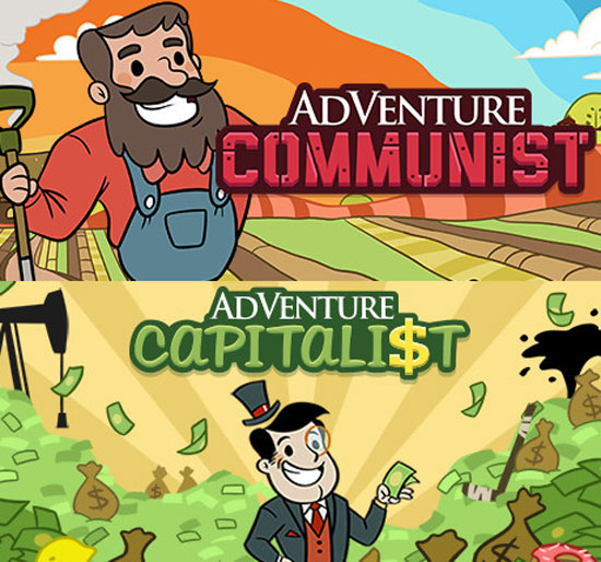 AdVenture Capitalist and Comunist
