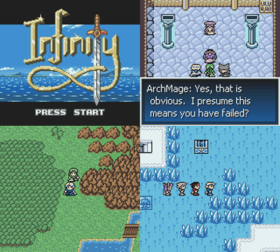 Infinity (Game Boy Color)
