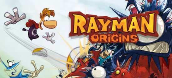 Rayman Origins free for a limited time