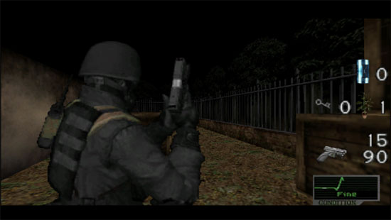 Resident Evil: Codename Hunk