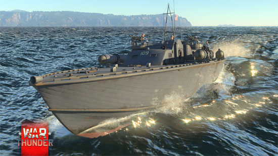 Naval Battles in War Thunder: Closed Beta test – later this year!