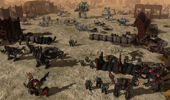 Warhammer 40,000: Sanctus Reach Announced