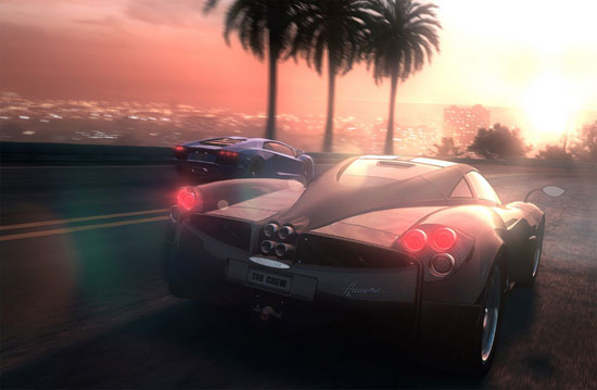The Crew Free for a limited time
