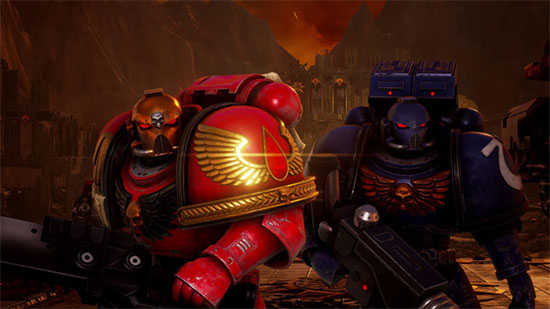 Warhammer 40,000 : Eternal Crusade Free Version