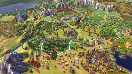 Sid Meier's Civilization VI Launch Trailer