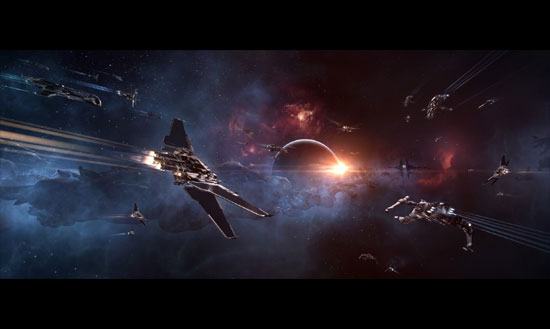 EVE Online goes Free to Play today