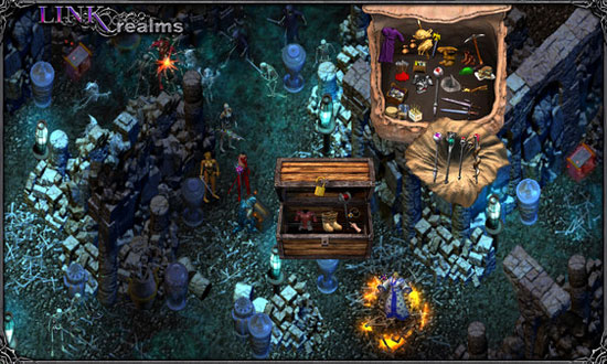 Linkrealms goes Free to Play