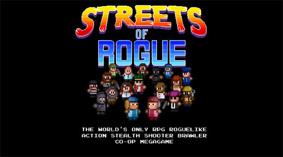 Streets of Rogue (demo)