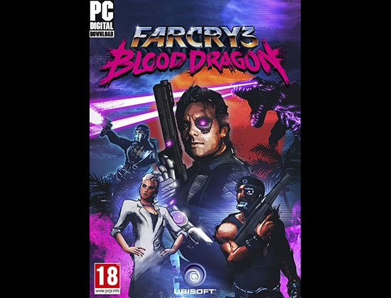 Far Cry 3: Blood Dragon free for a limited time