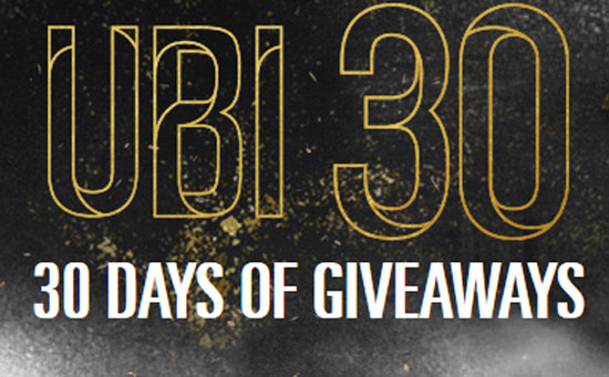 Ubisoft 30 days of gifts!