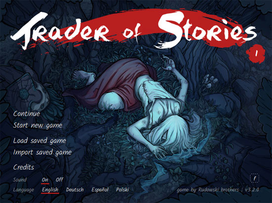 Trader of Stories – Chapter 1