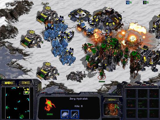 StarCraft 1.18 Public Test Realm
