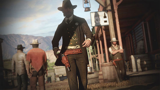 Wild West Online (in development)