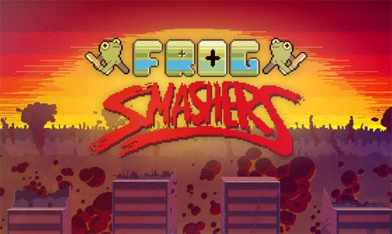FROG SMASHERS