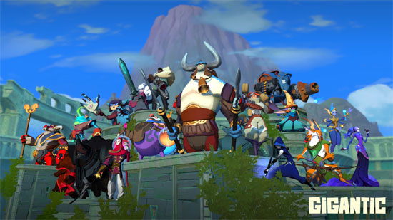 Gigantic Launched!