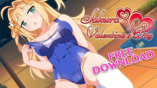 Sakura Valentine's Day