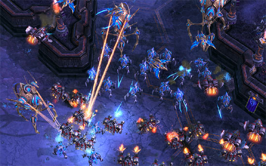 Starcraft 2 is free to play