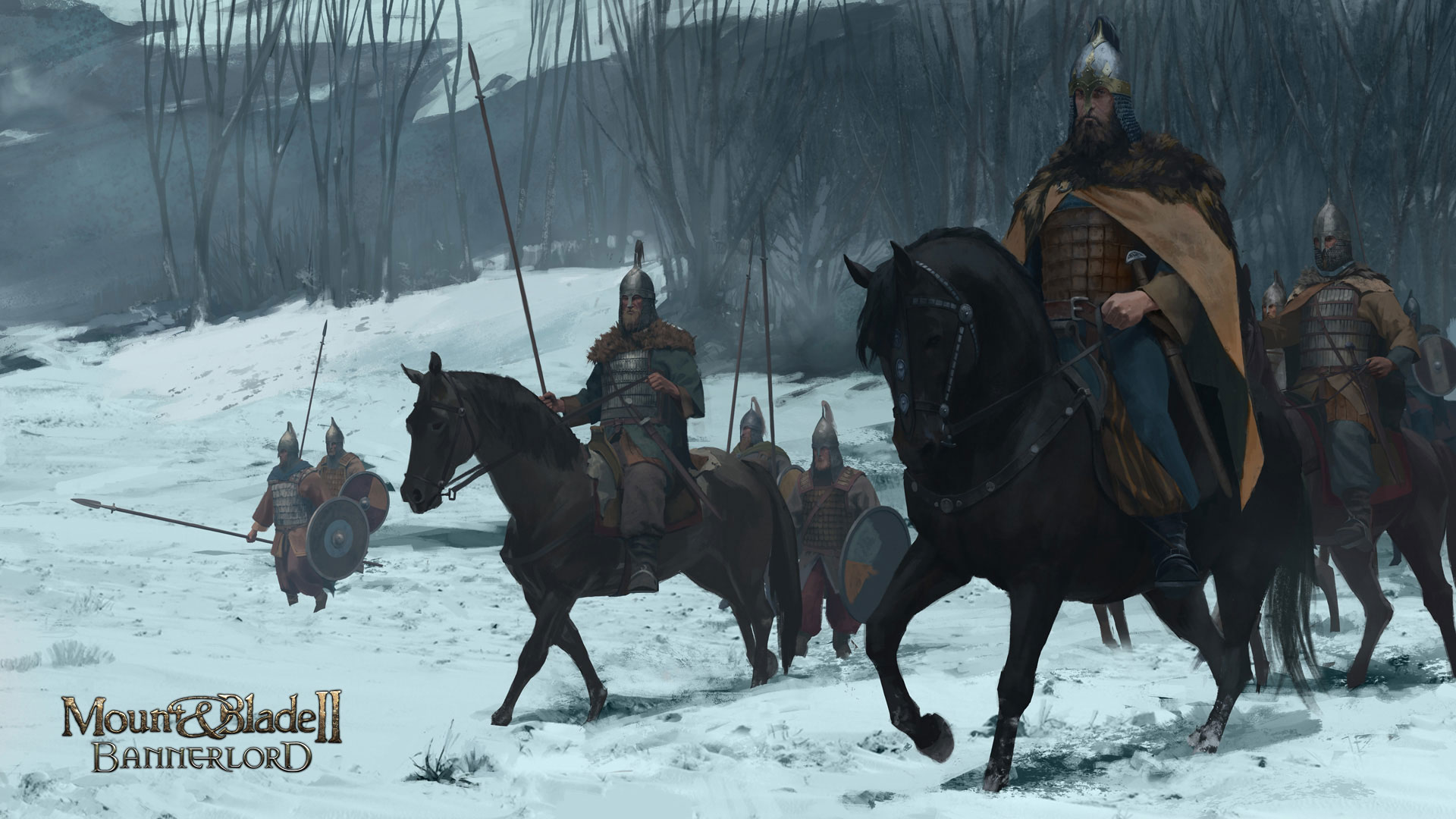 Mount and Blade 2 BannerLord Art