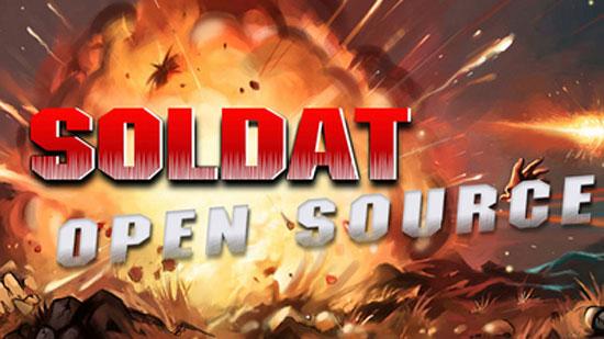 Soldat 1.8 has been released as open source and Soldat 2!