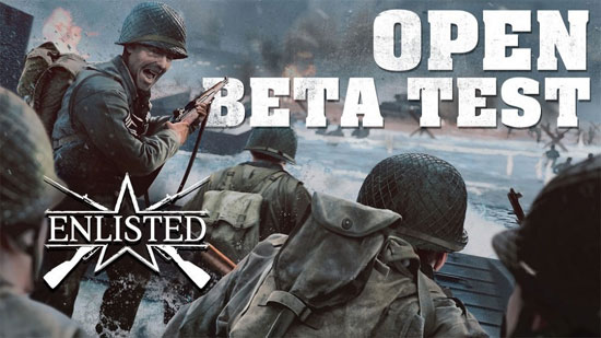 Enlisted Open Beta