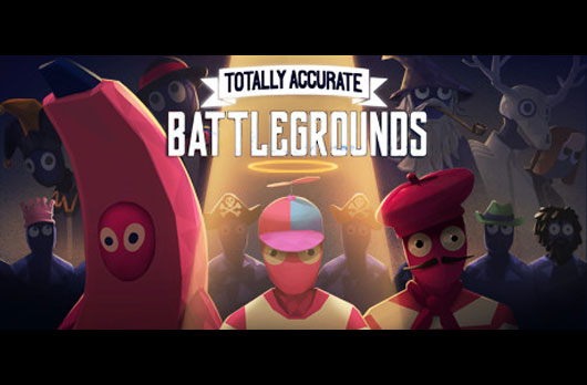 Totally Accurate Battlegrounds is Free to Play!