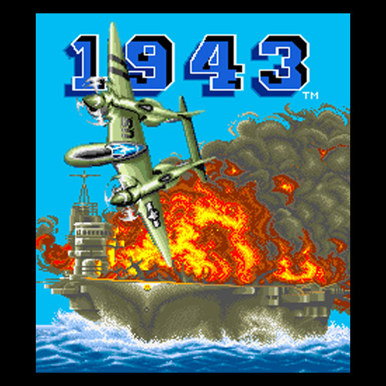 The Classic 1943 is Free with Capcom Arcade Stadium on Steam