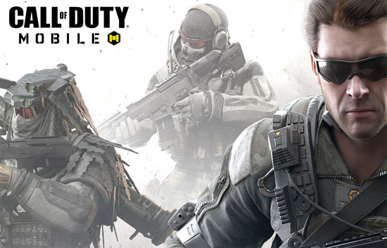 Call of Duty Mobile on your PC desktop