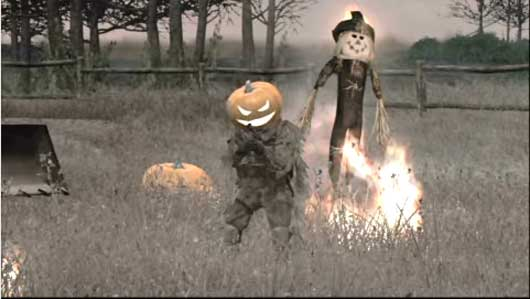 Call of Duty 4 Halloween