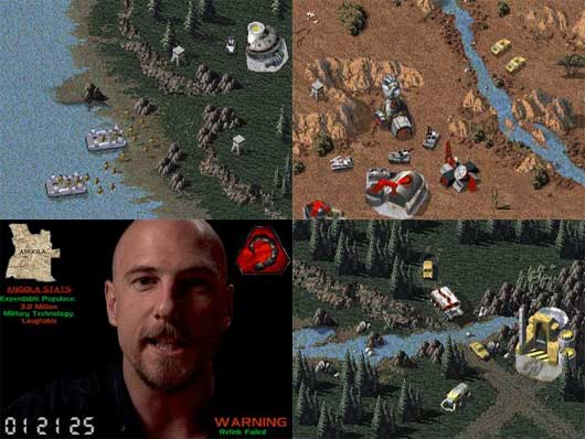 Command and Conquer 95-Gold