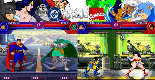 my downloads  descargar marvel vs dc mugen