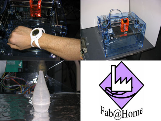 Open-Source 3D Printer, Lets Users Make Anything