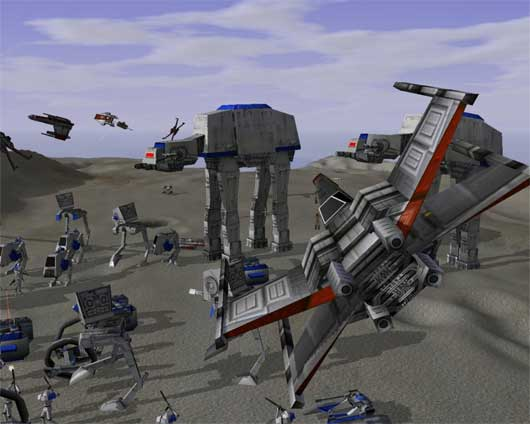 rts, and thanks to spring engine stand-alone star wars mod.