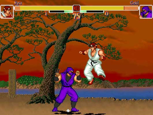 Street Fighter 1 Champion Edition (mugen)